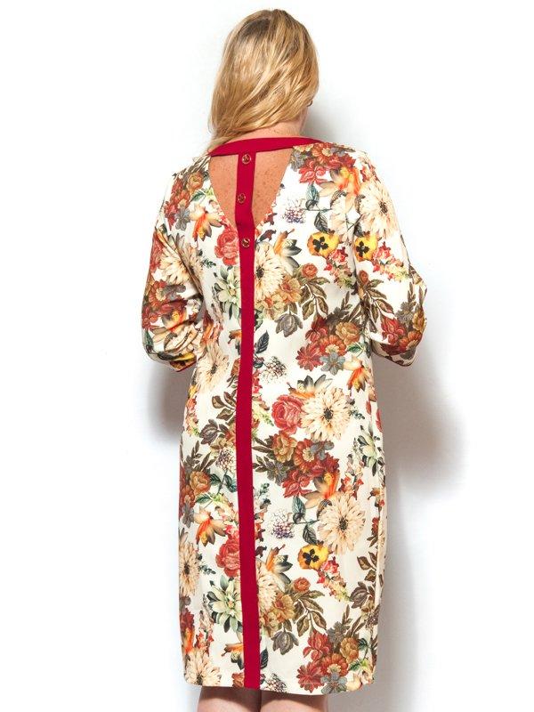 Сукня в квітковий принт | 3572386 | фото 2