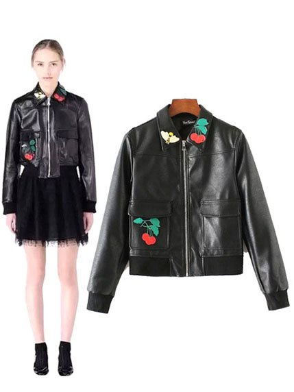 Куртка чорна | 3575188