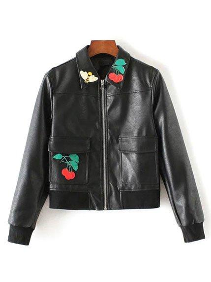 Куртка черная | 3575188 | фото 4