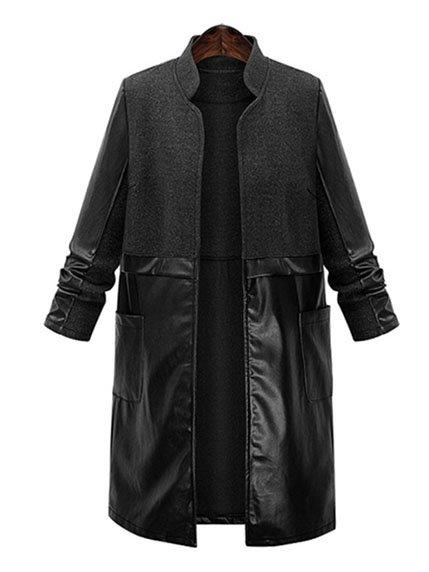 Пальто чорне | 3574239