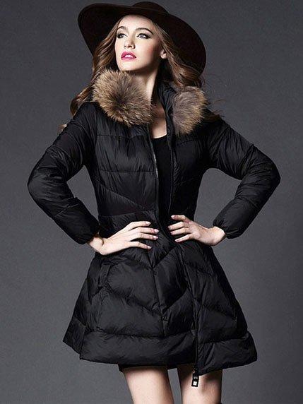 Пальто чорне | 3574684