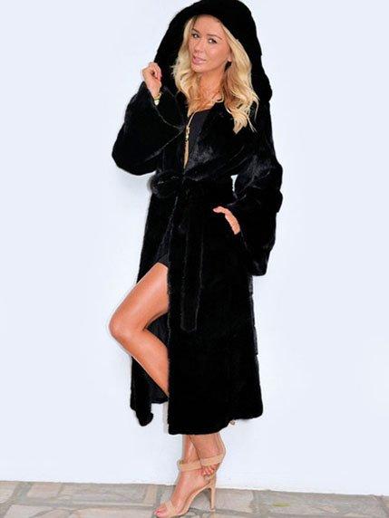 Пальто черное | 3574745 | фото 2