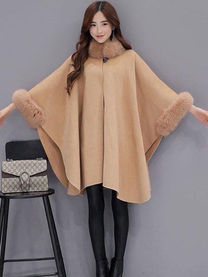 Пальто цвета кэмел | 3575789 | фото 2