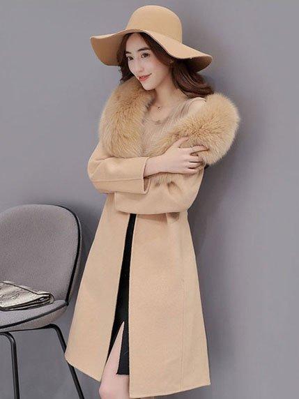 Пальто цвета кэмел   3575792   фото 3