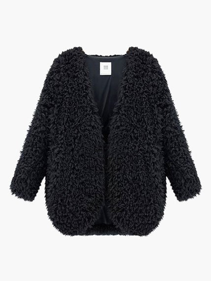 Пальто черное | 3575940
