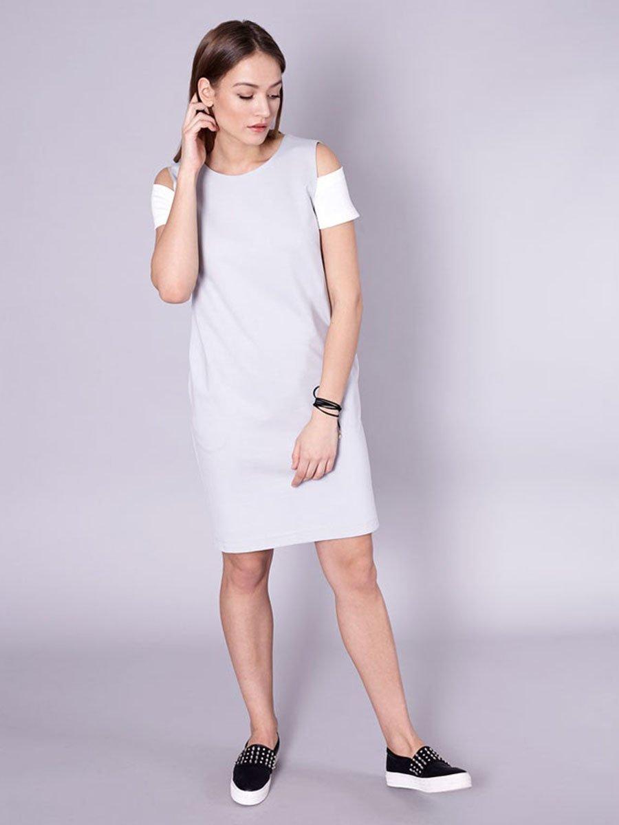 Сукня сіра   3581548