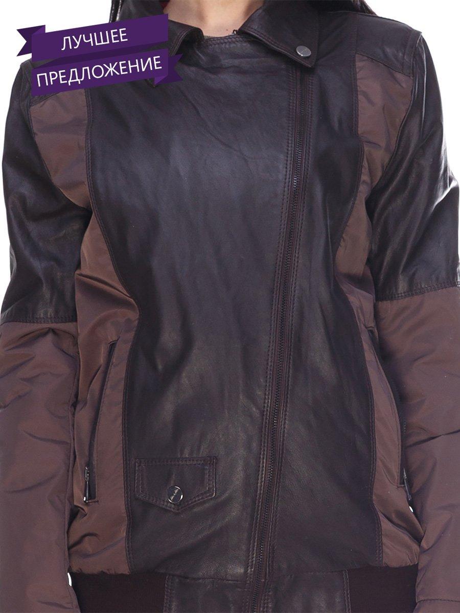 Куртка коричневая   3212672   фото 3
