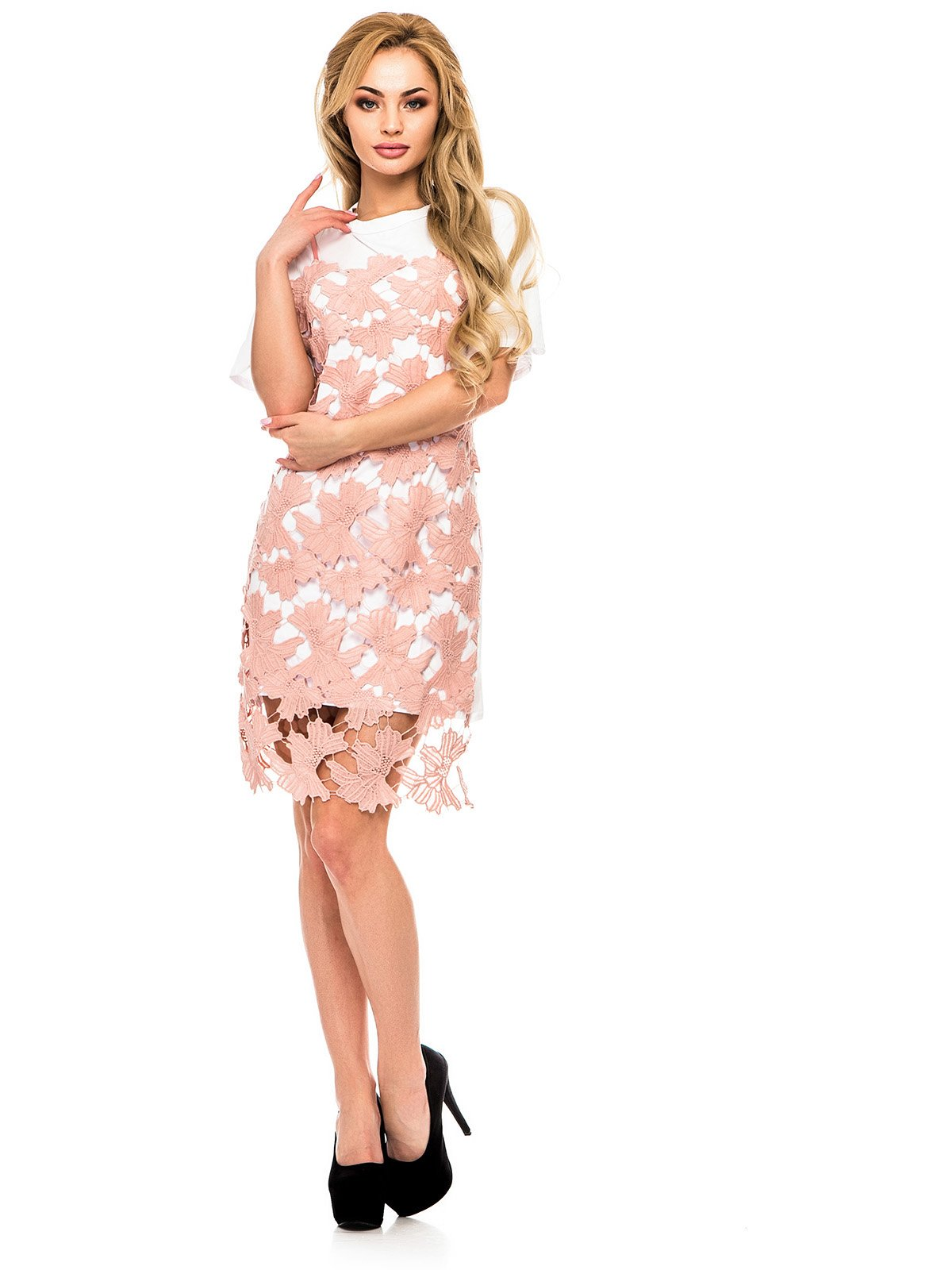 Сукня рожева | 3363122