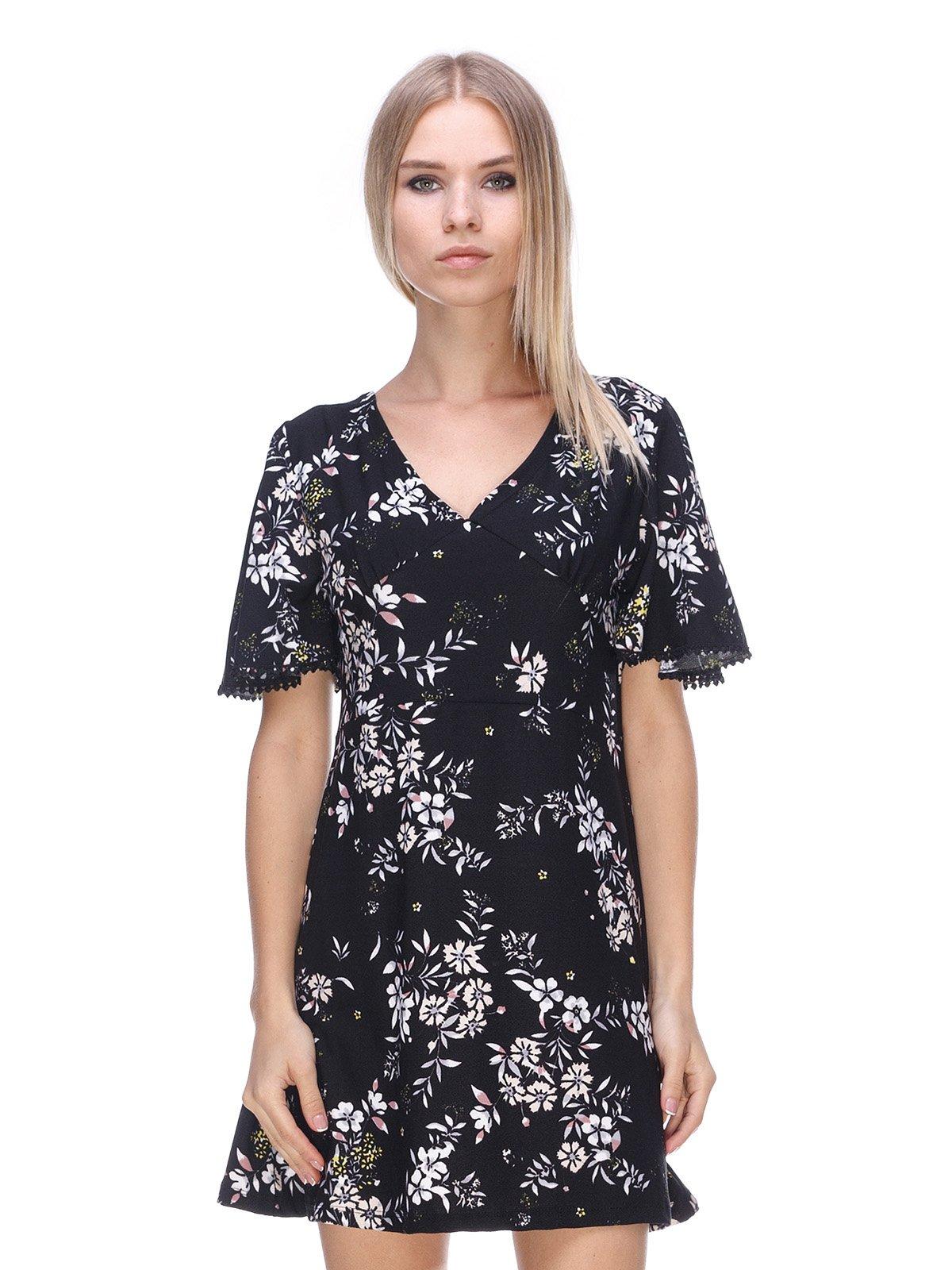 Сукня  чорна | 3324761