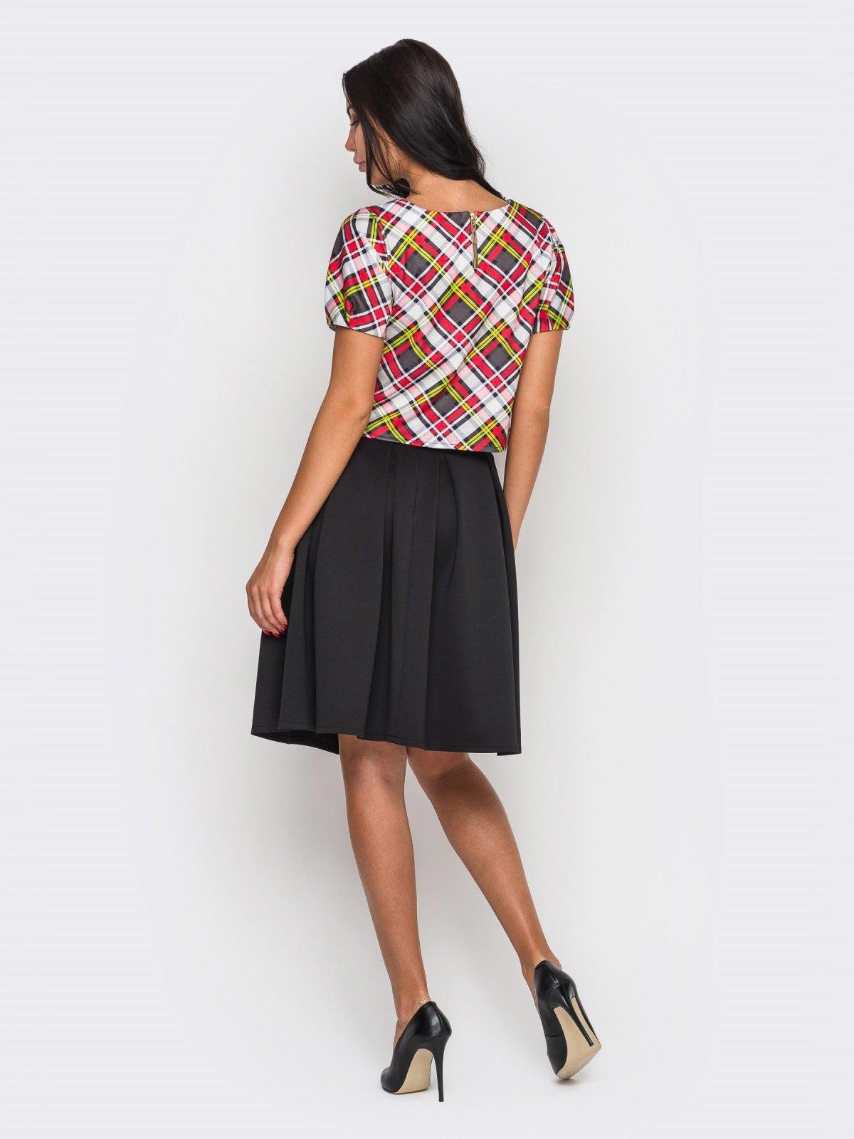Комплект: блуза и юбка | 3547156 | фото 2