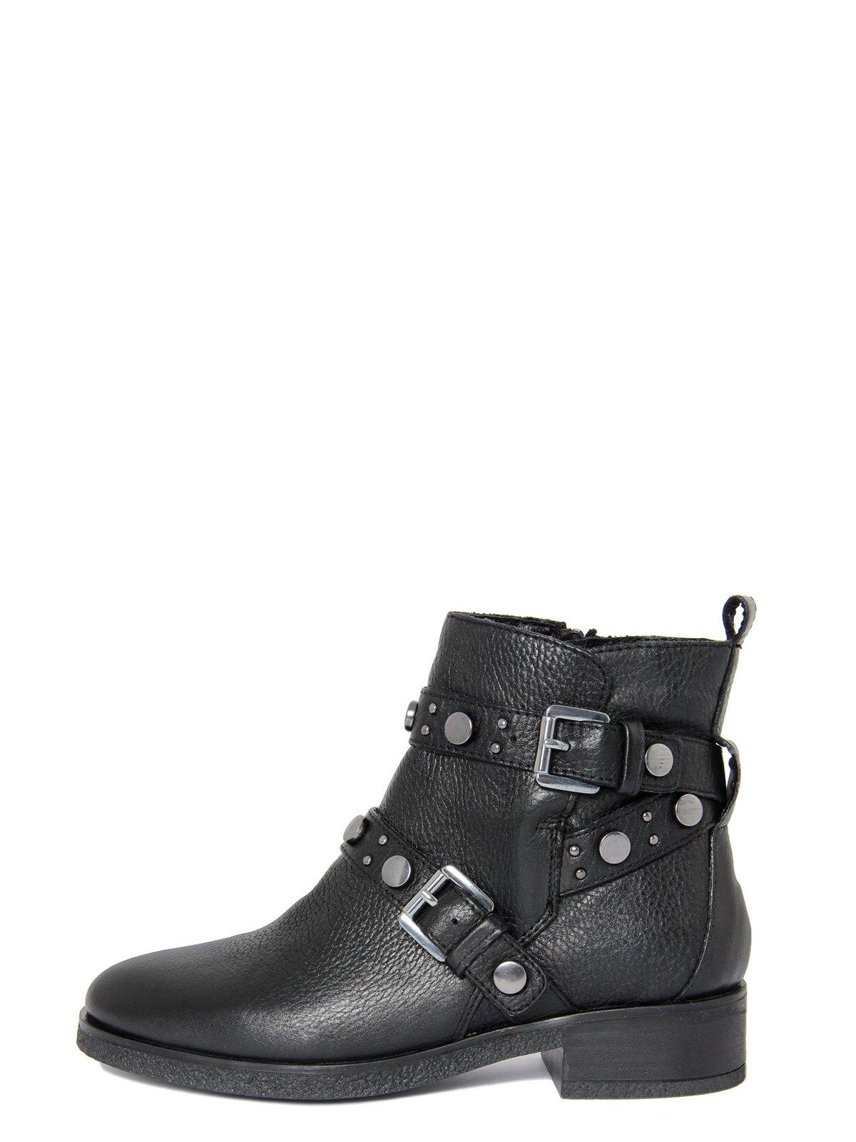 Ботинки черные | 3584666