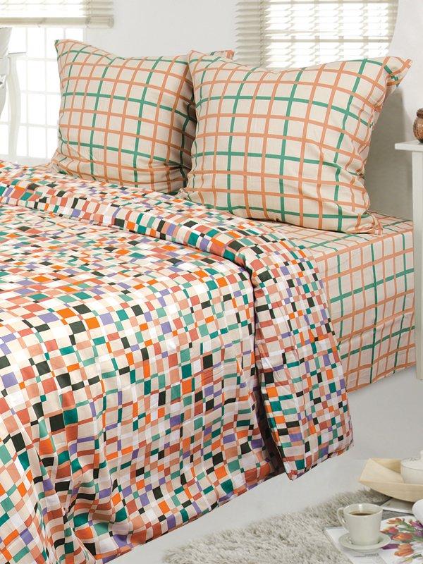 Комплект постельного белья полуторный | 3584339