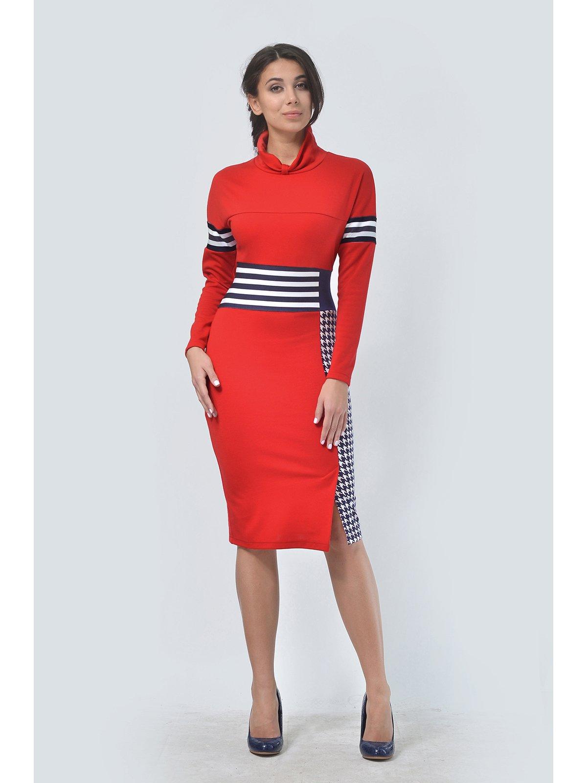 Платье красное | 3590461