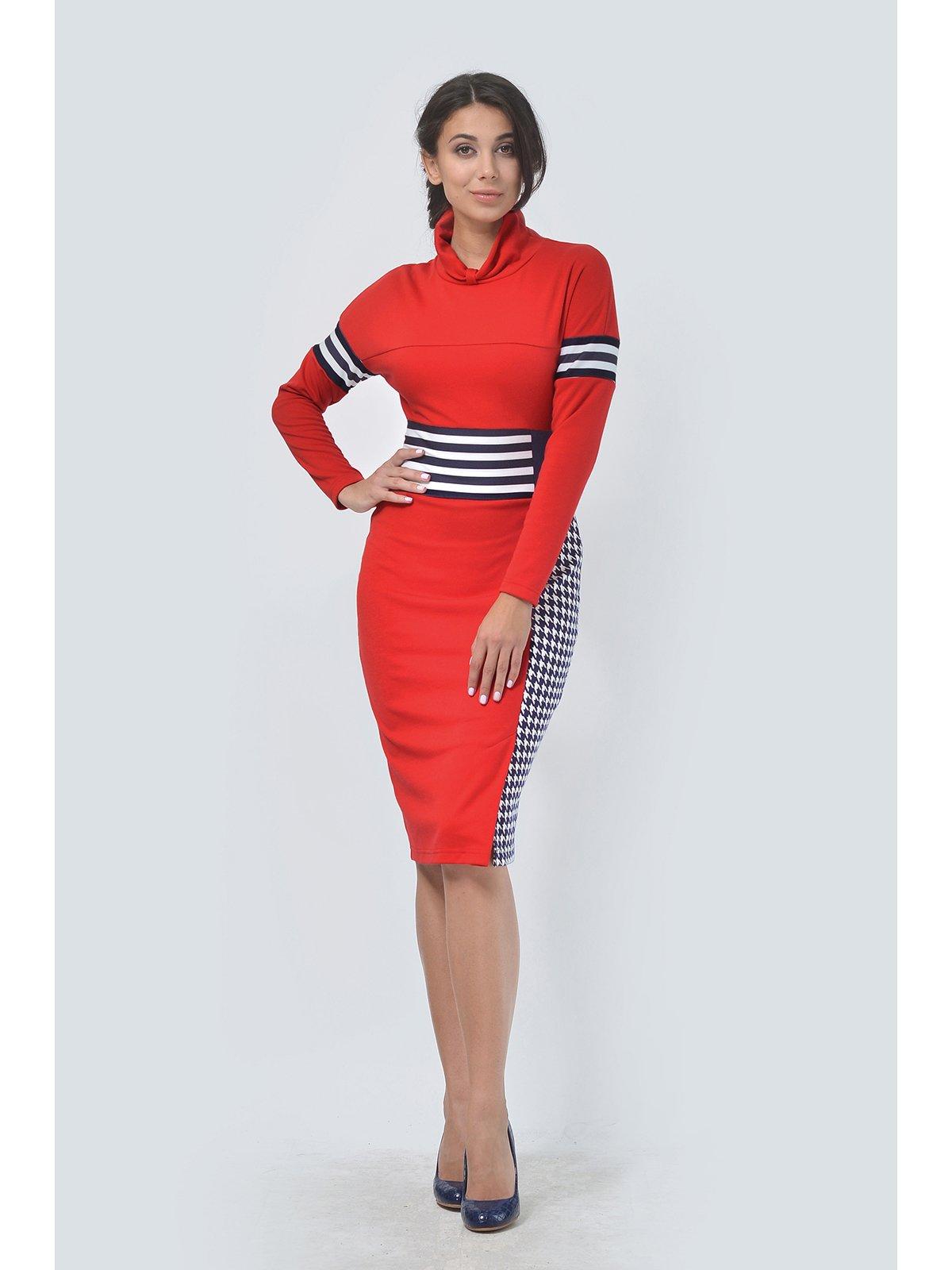 Платье красное | 3590461 | фото 2