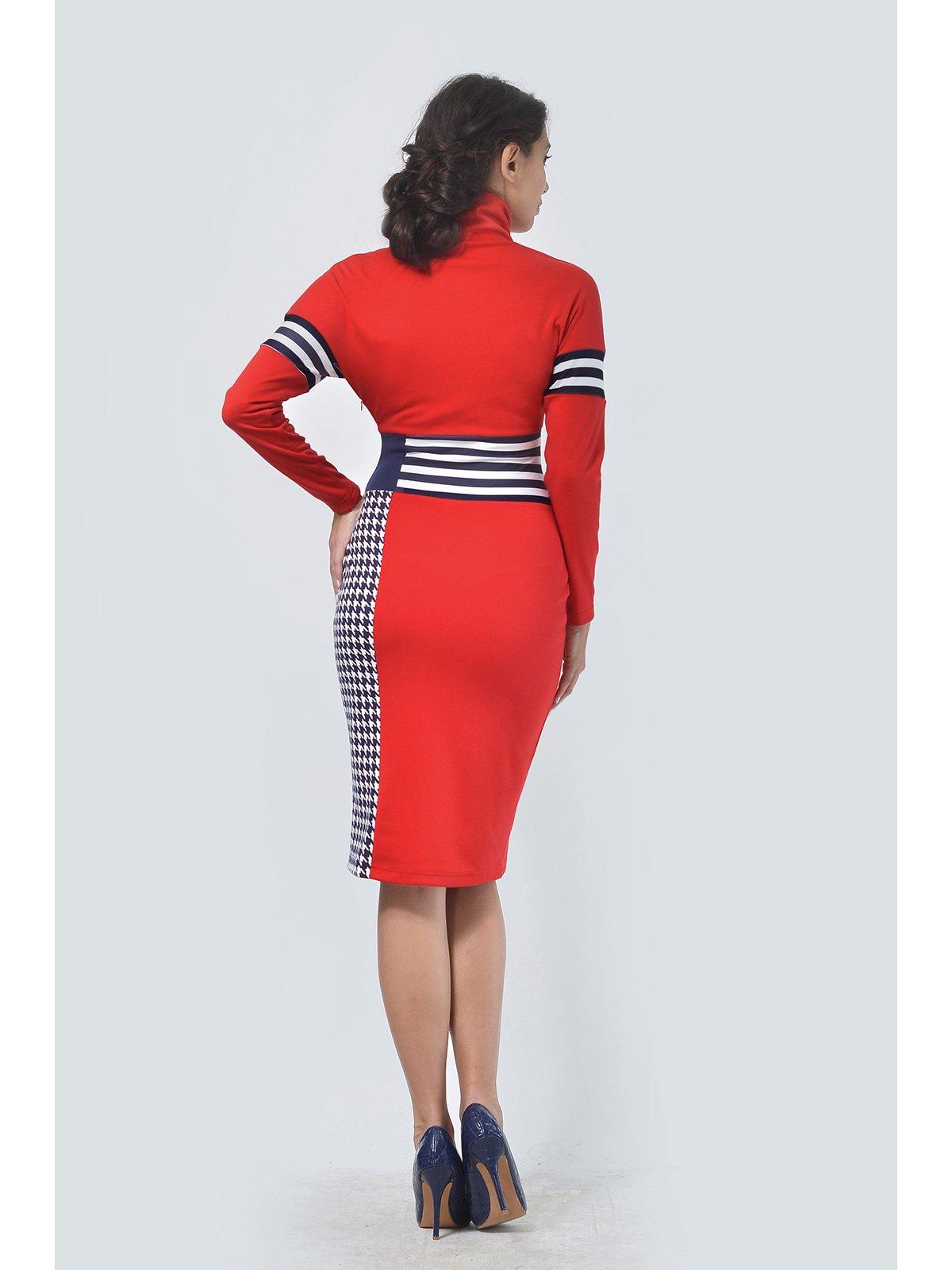 Платье красное | 3590461 | фото 3