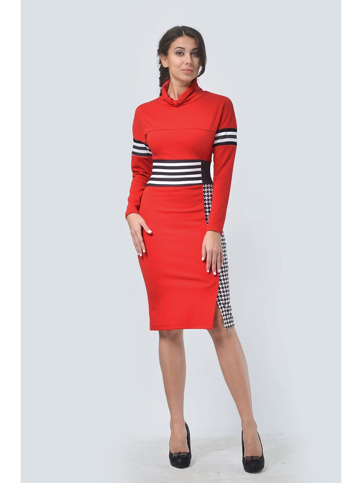 Платье красное | 3590462