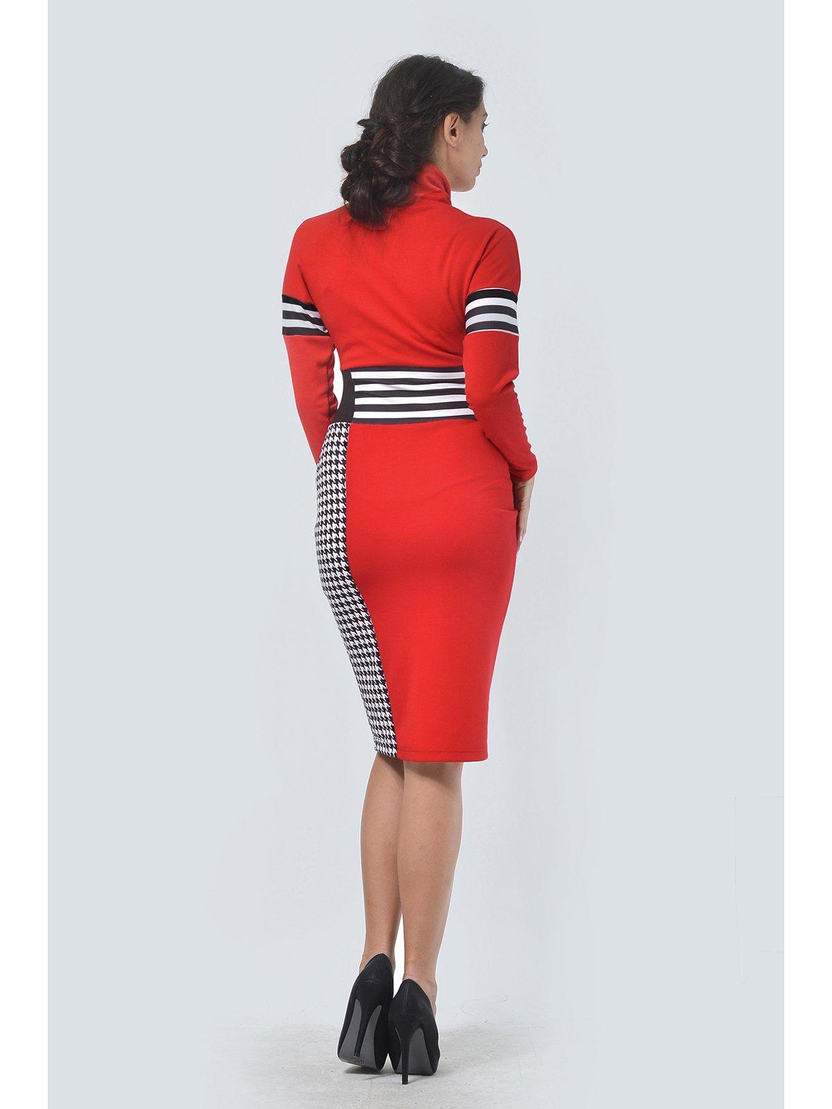 Платье красное | 3590462 | фото 3