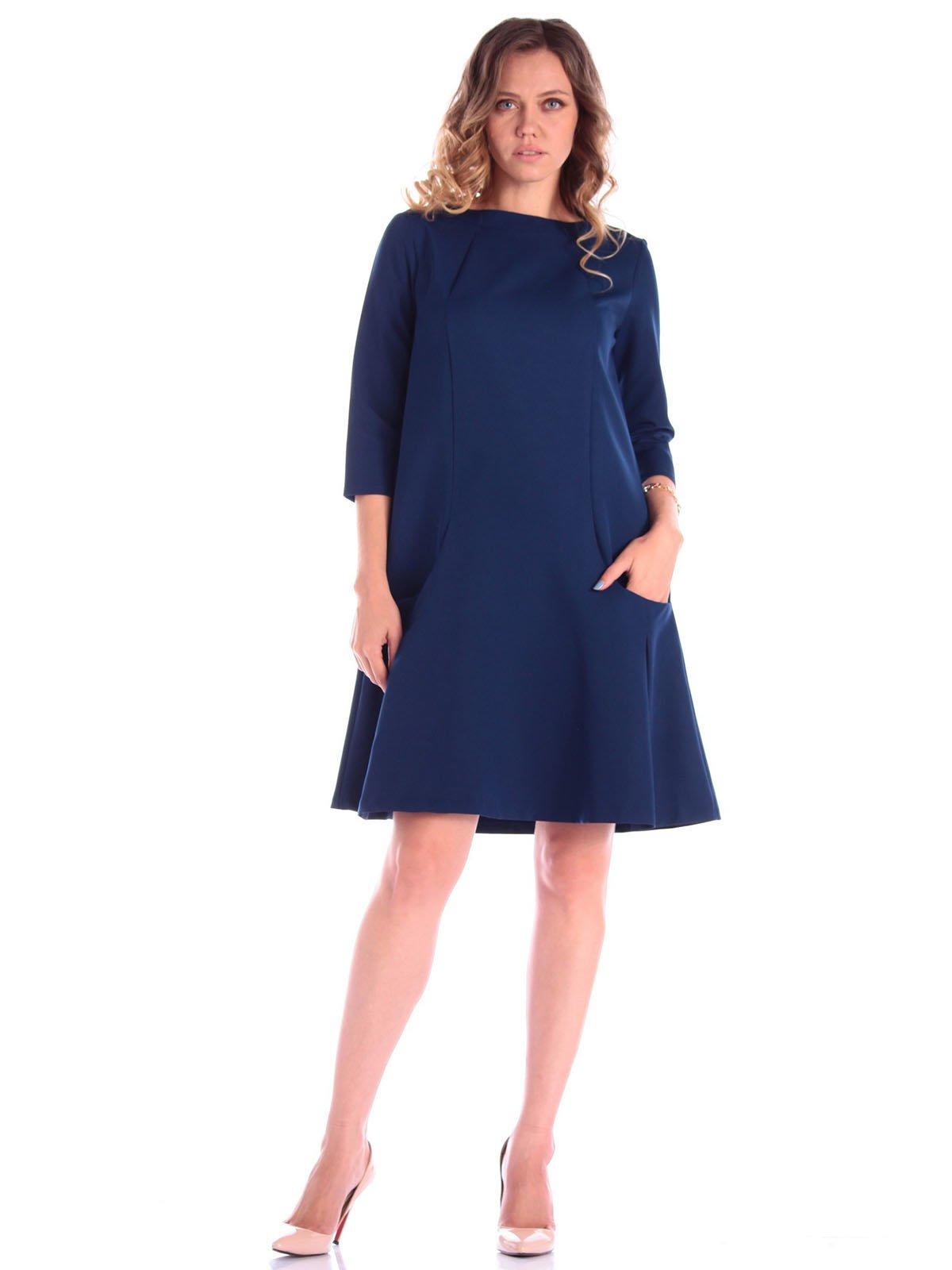 Платье синее | 3581100