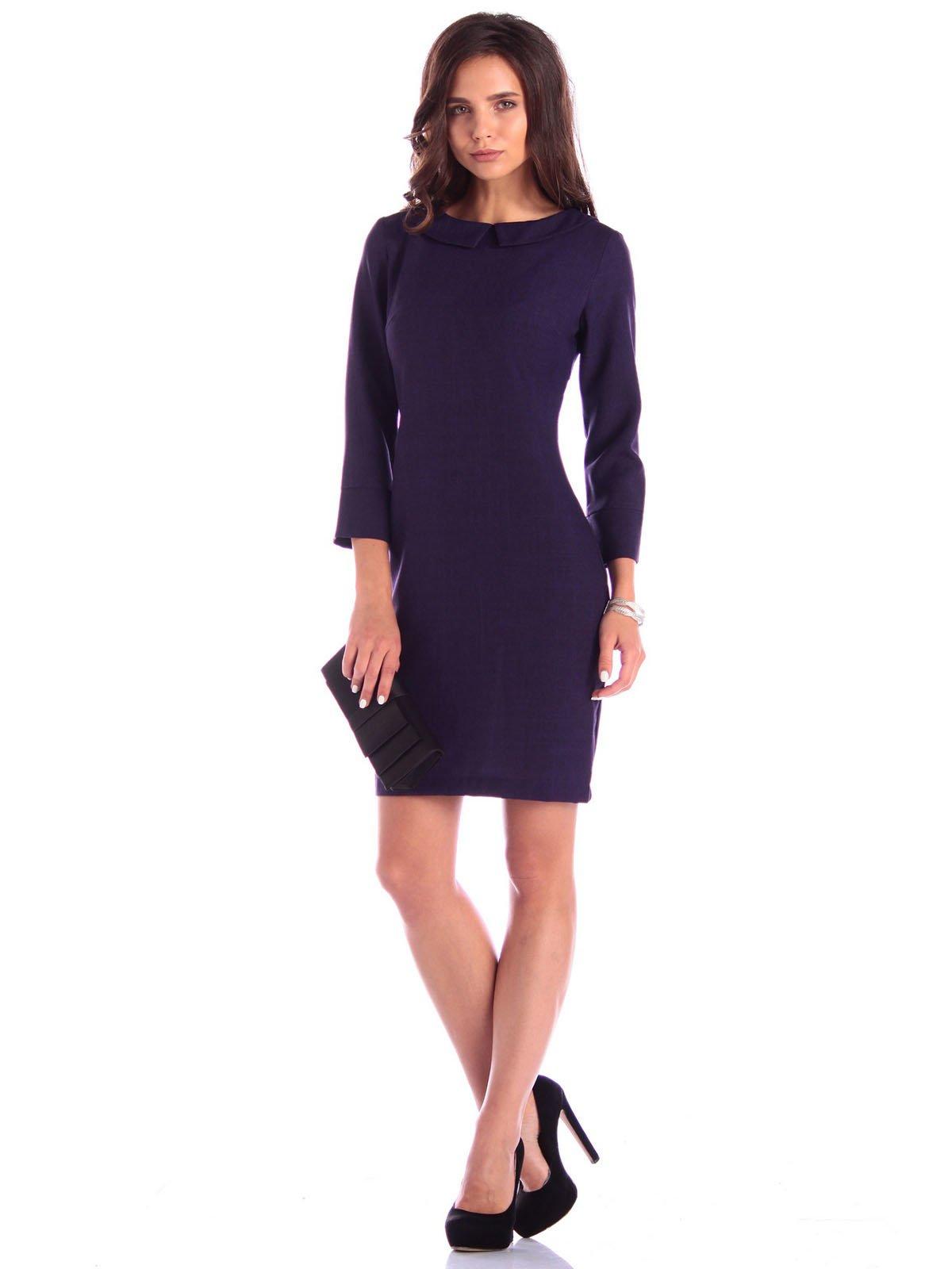 Сукня темно-фіолетова | 3591106