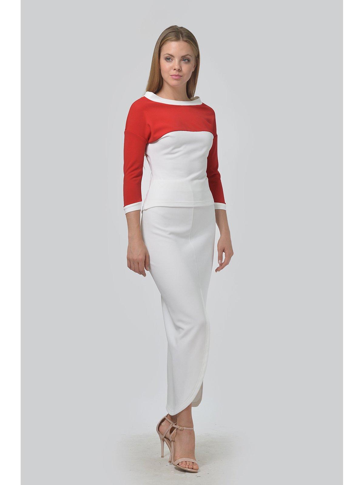 Комплект: джемпер и юбка | 3590468 | фото 3
