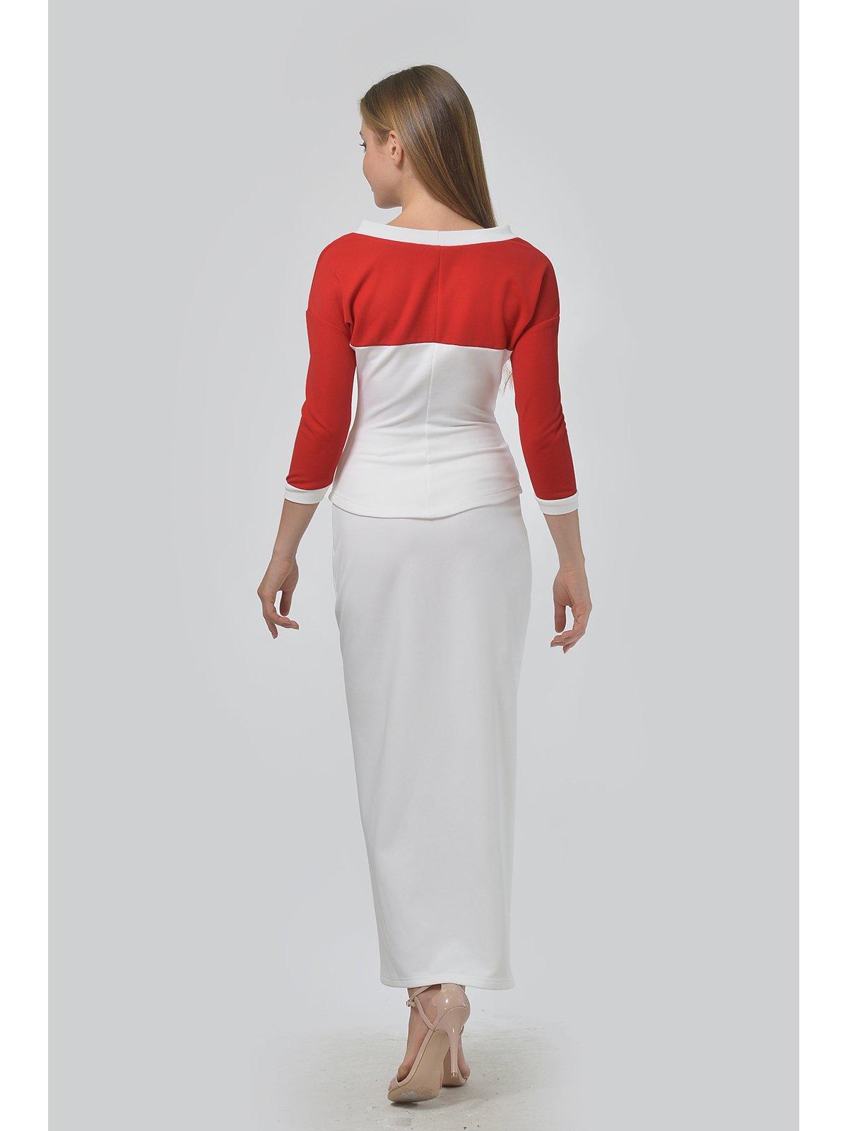 Комплект: джемпер и юбка | 3590468 | фото 4
