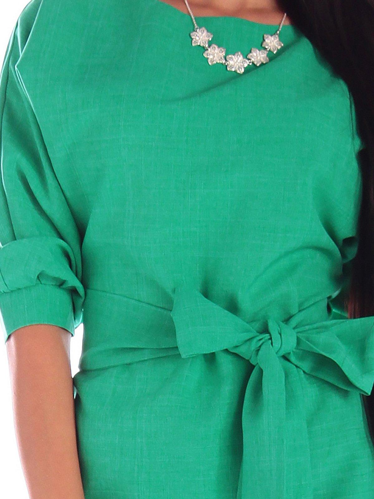 Блуза зеленая   3596249   фото 3