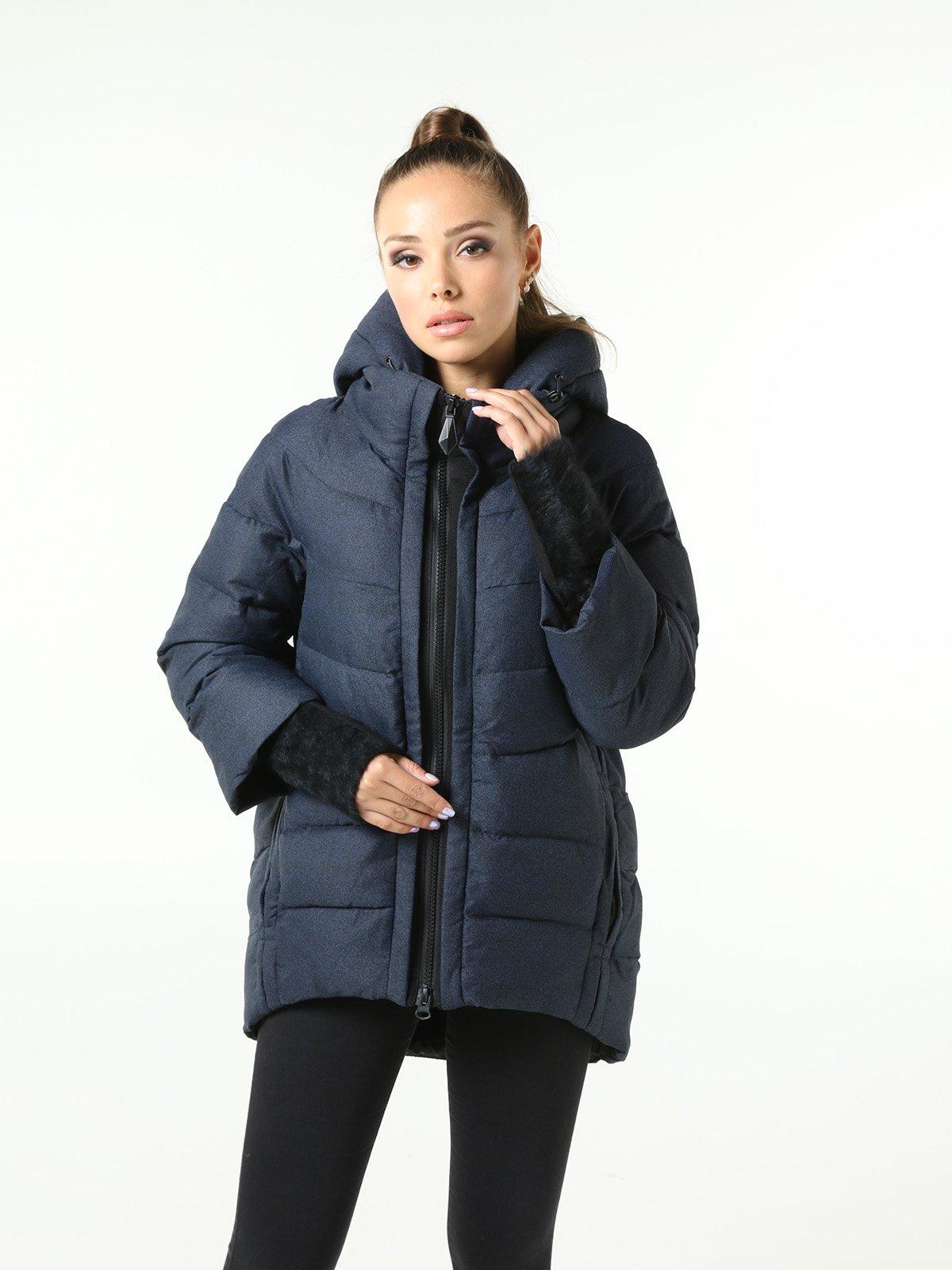 Куртка темно-синяя | 3599143