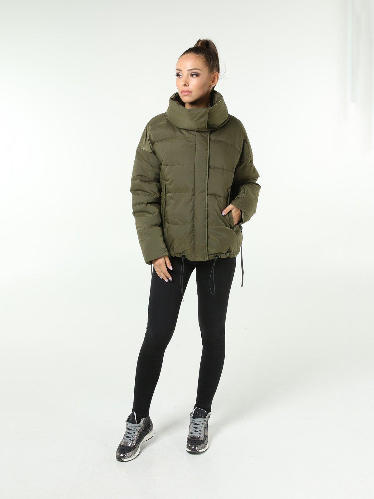 Куртка зеленая | 3599158