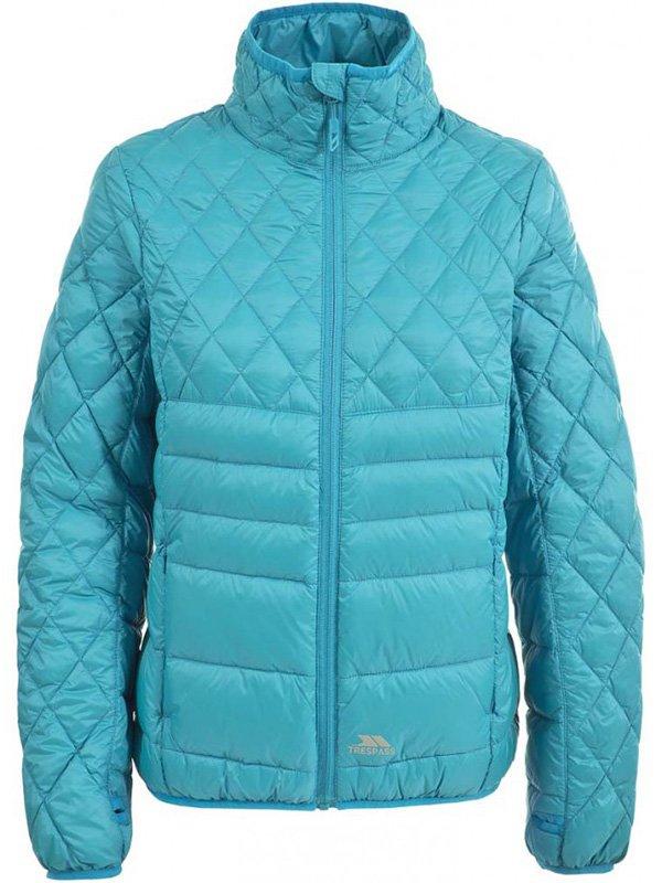 Куртка бирюзовая | 3608333