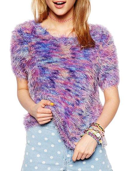 Джемпер фиолетовый   3611952