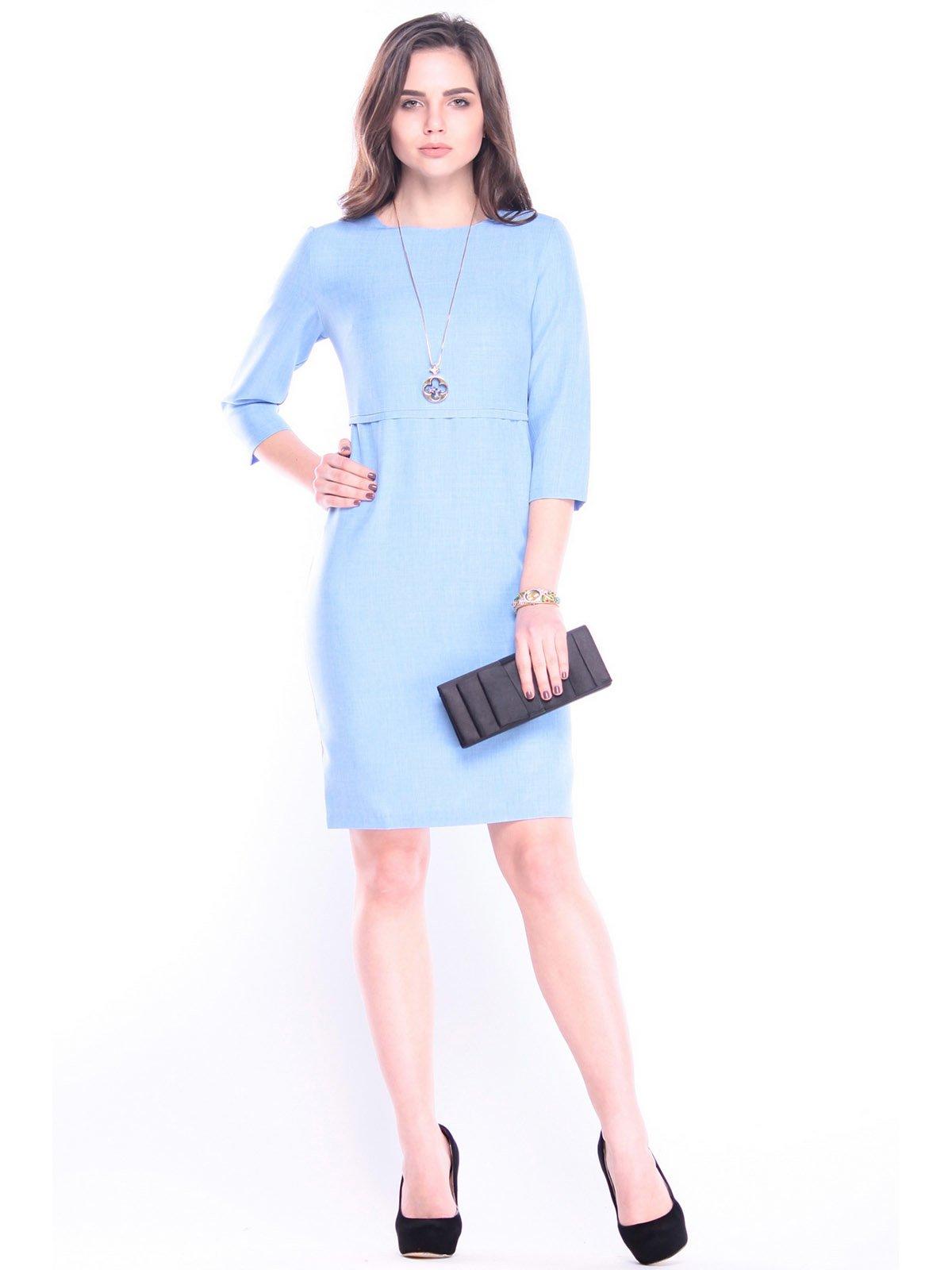 Сукня блакитна   3041129