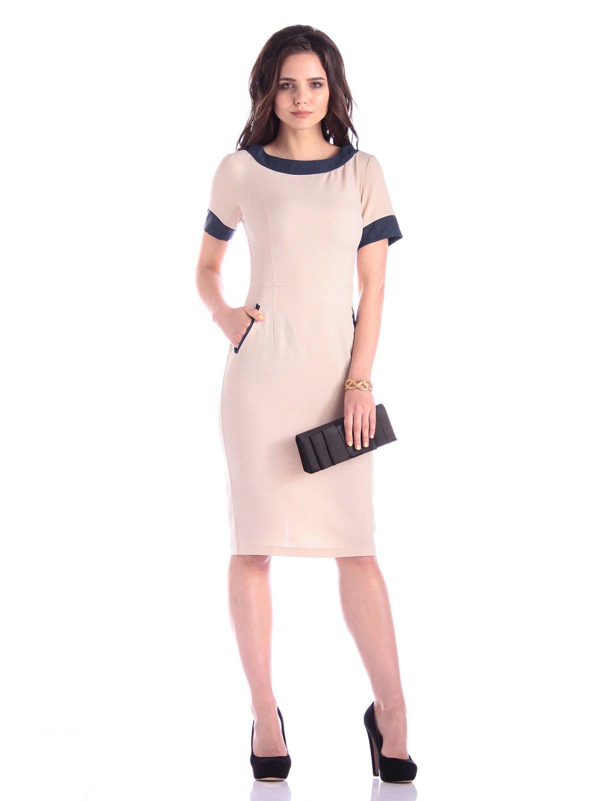 Сукня бежева | 3304798