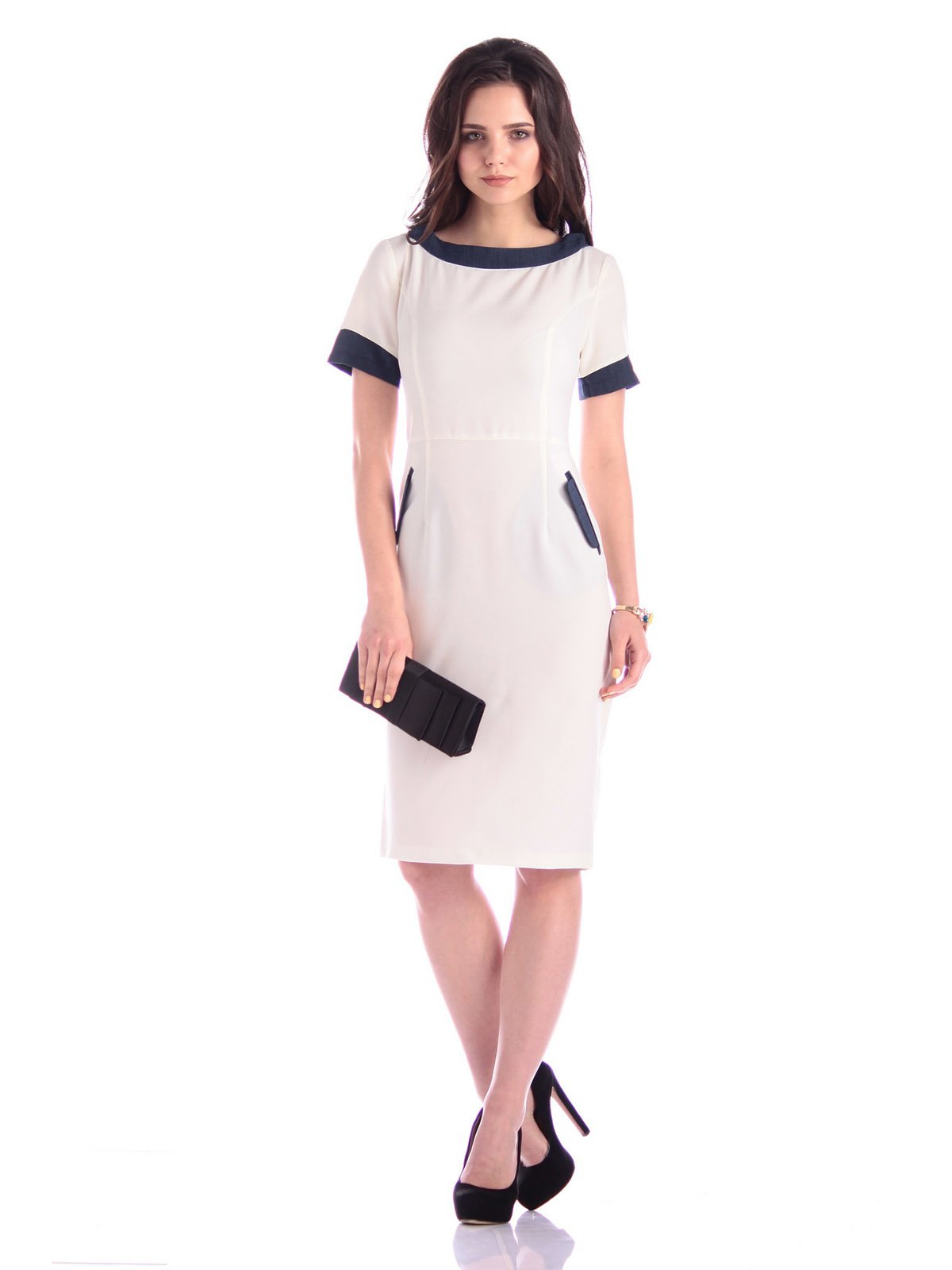 Сукня молочного кольору | 3304807