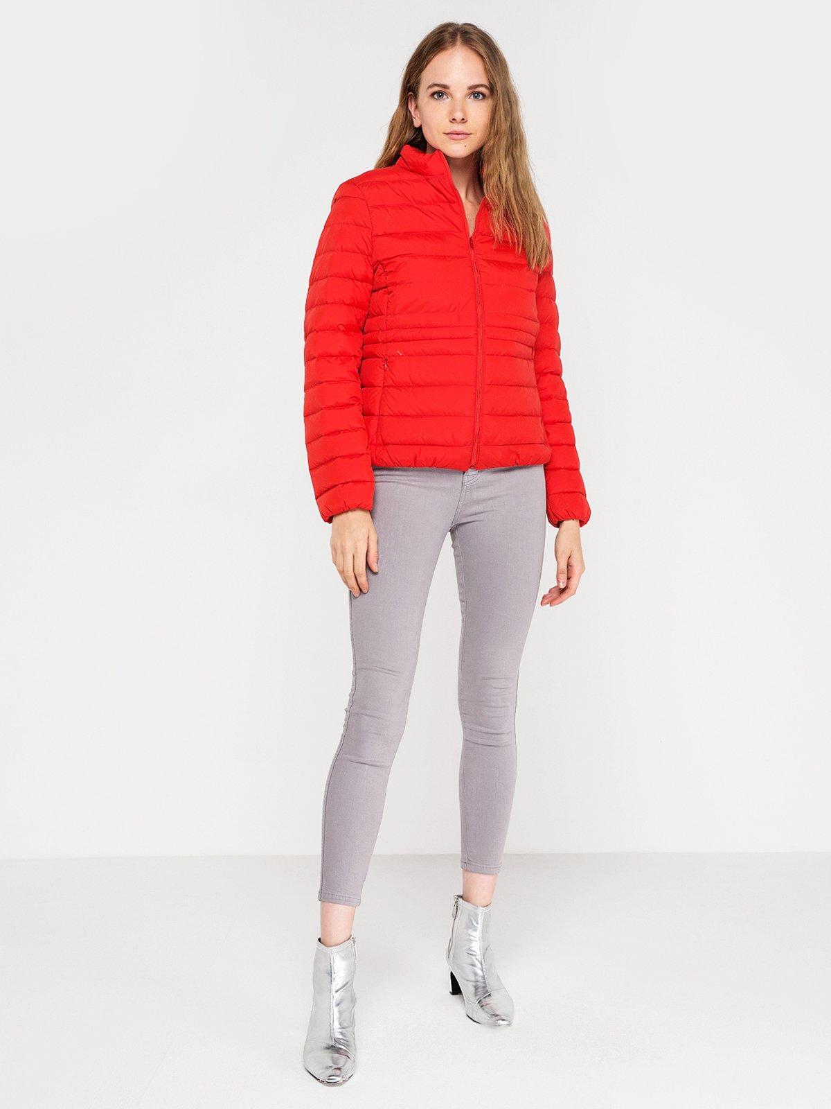 Куртка красная | 3606550 | фото 3