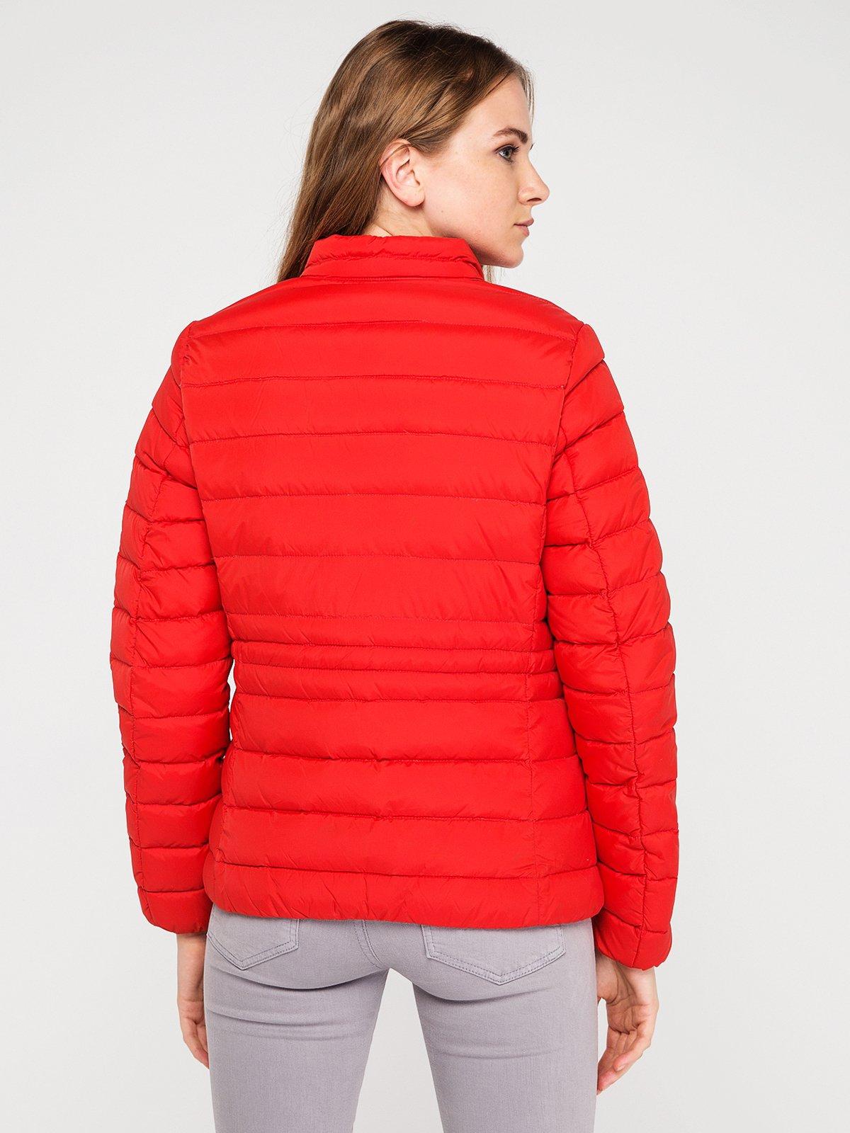 Куртка красная | 3606550 | фото 4