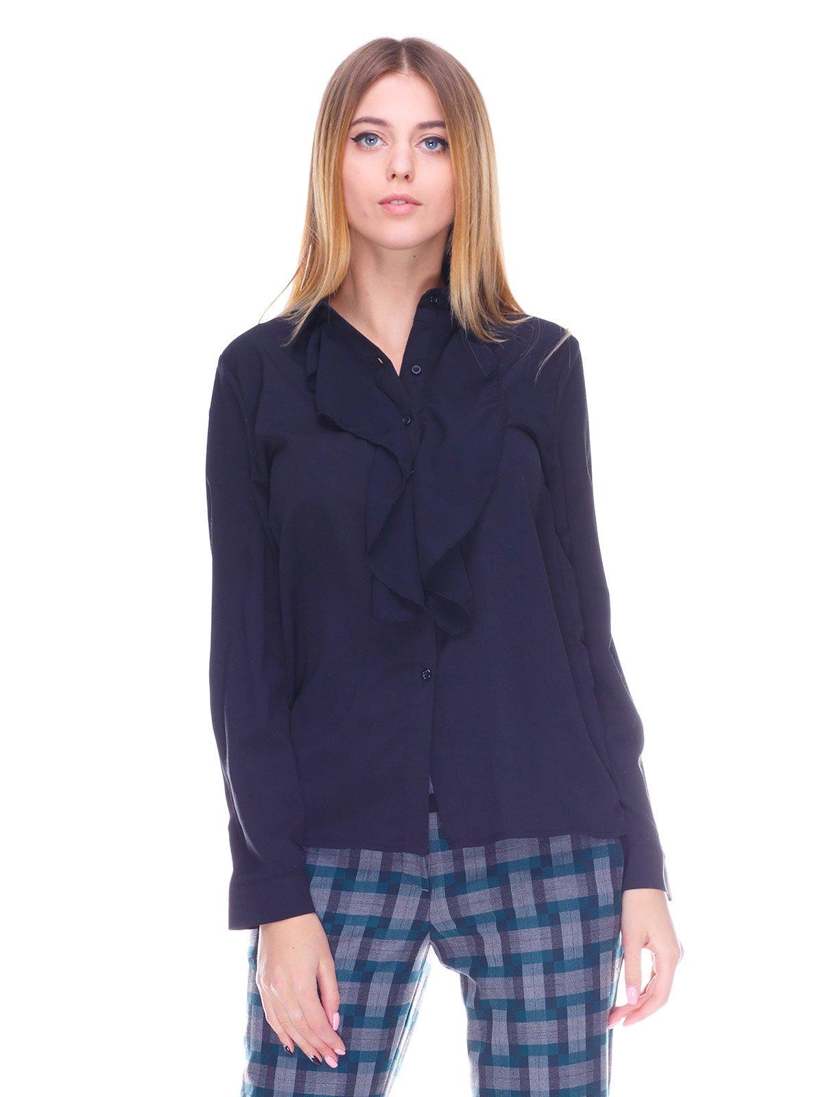 Блуза черная   3094315