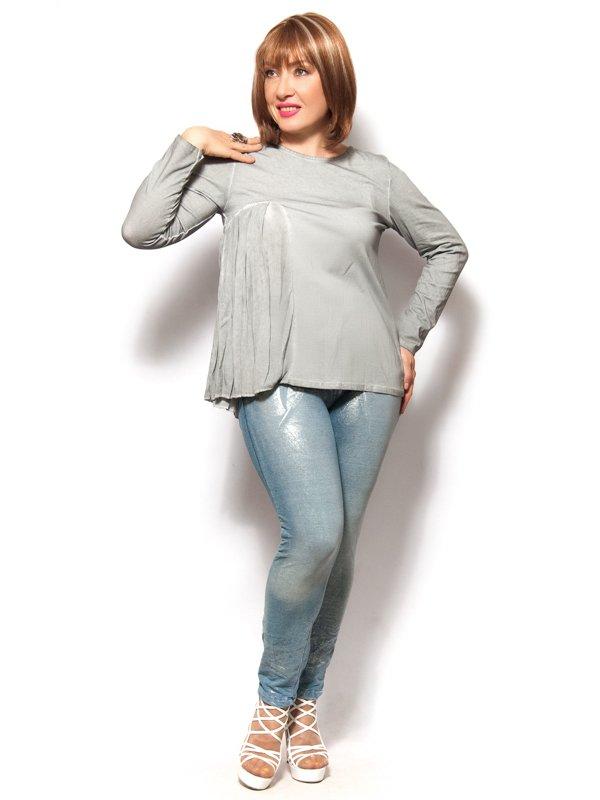 Блуза сіра   3615048