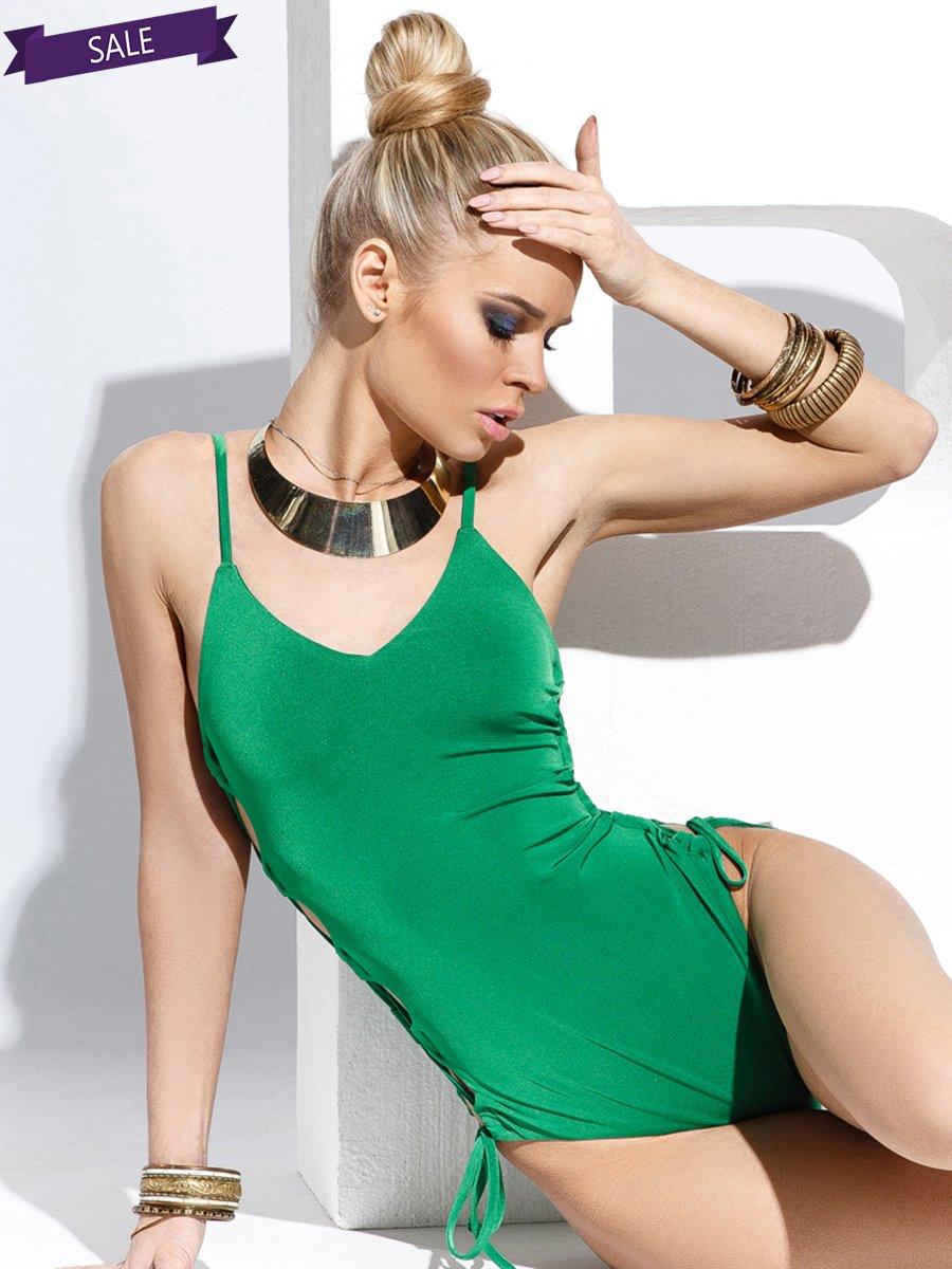 Купальник зеленый   3255078