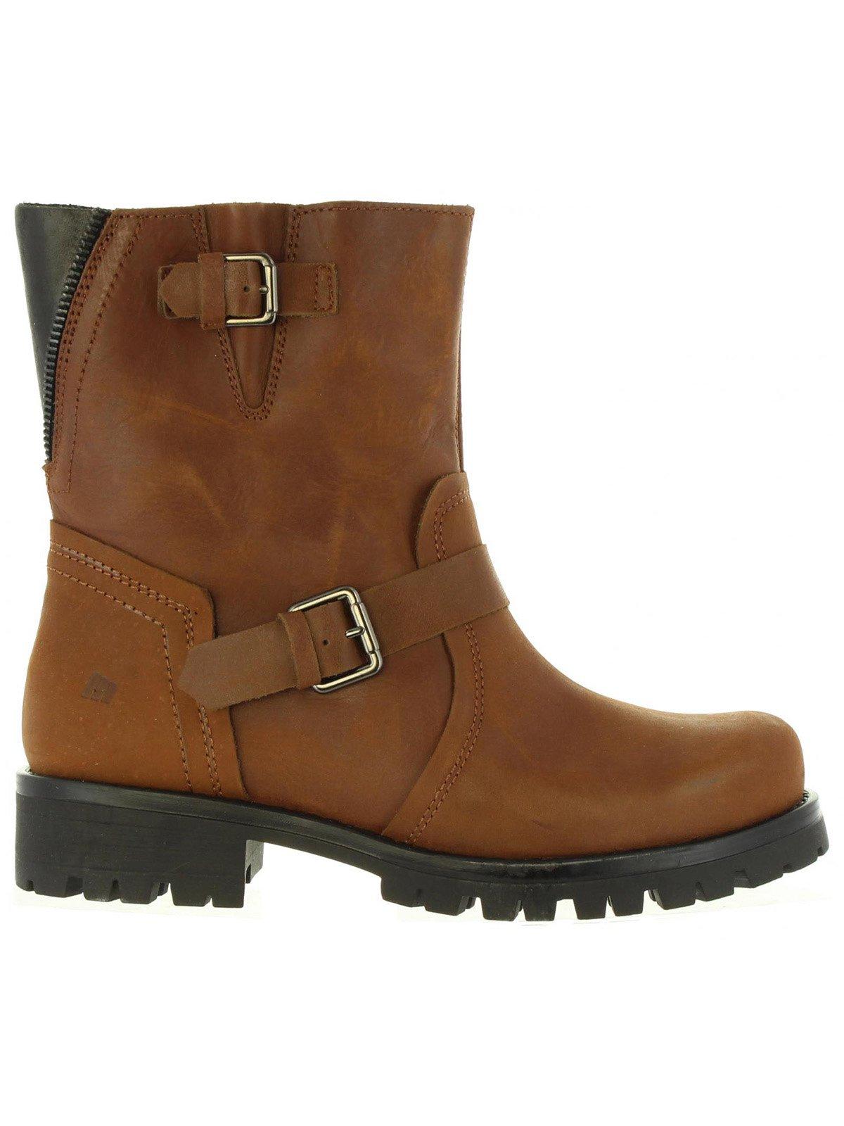 Ботинки коричневые   3619748
