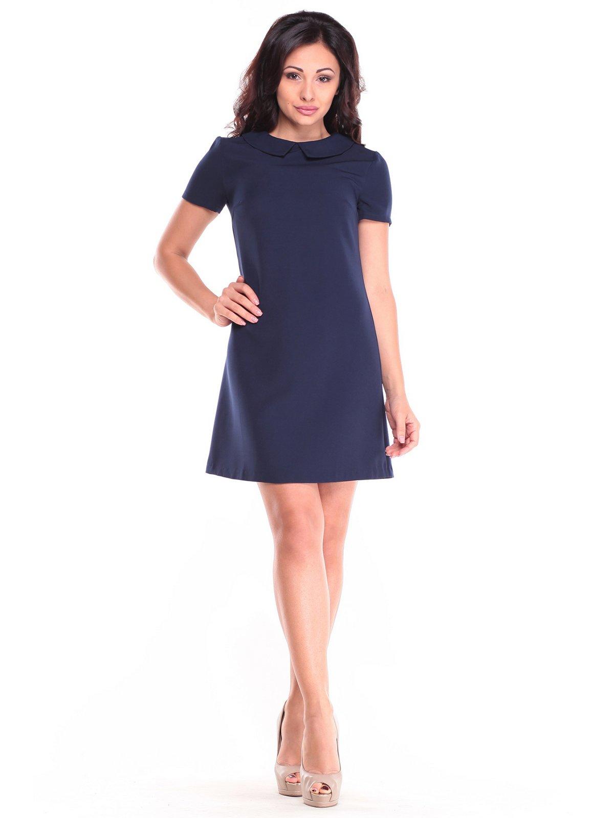 Сукня темно-синя | 2753942