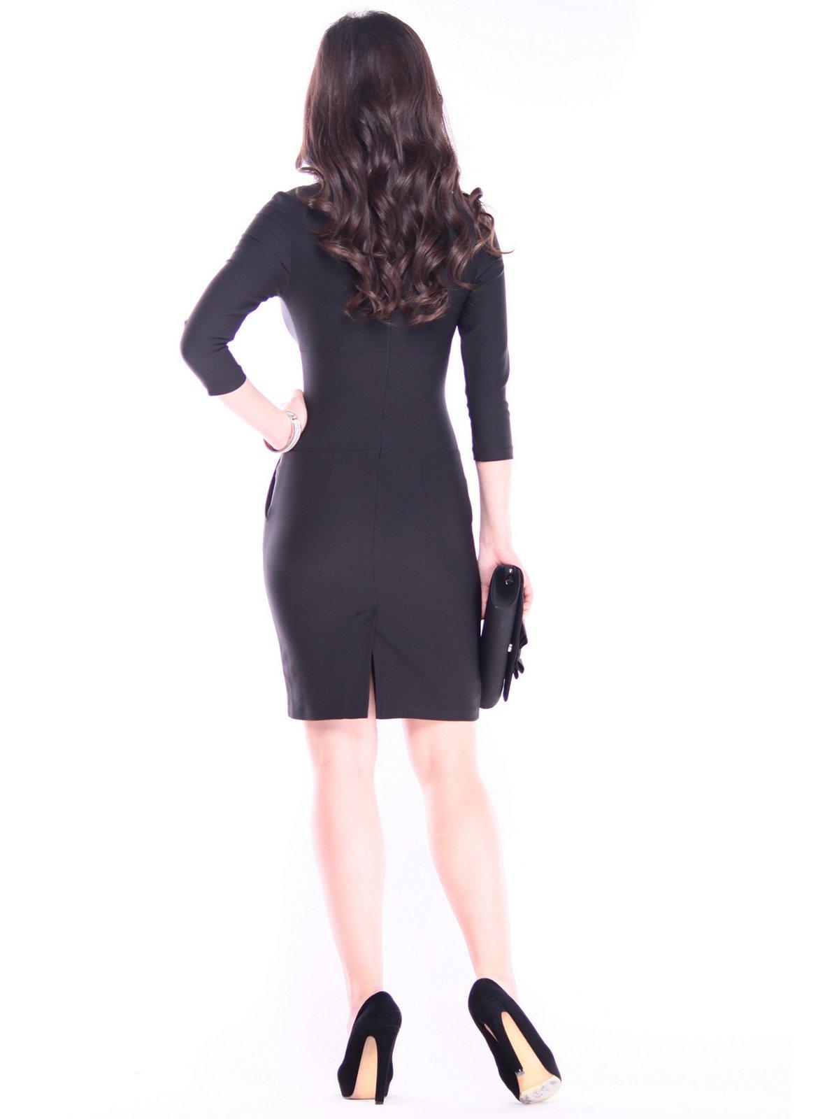 Платье черное | 3091024 | фото 2