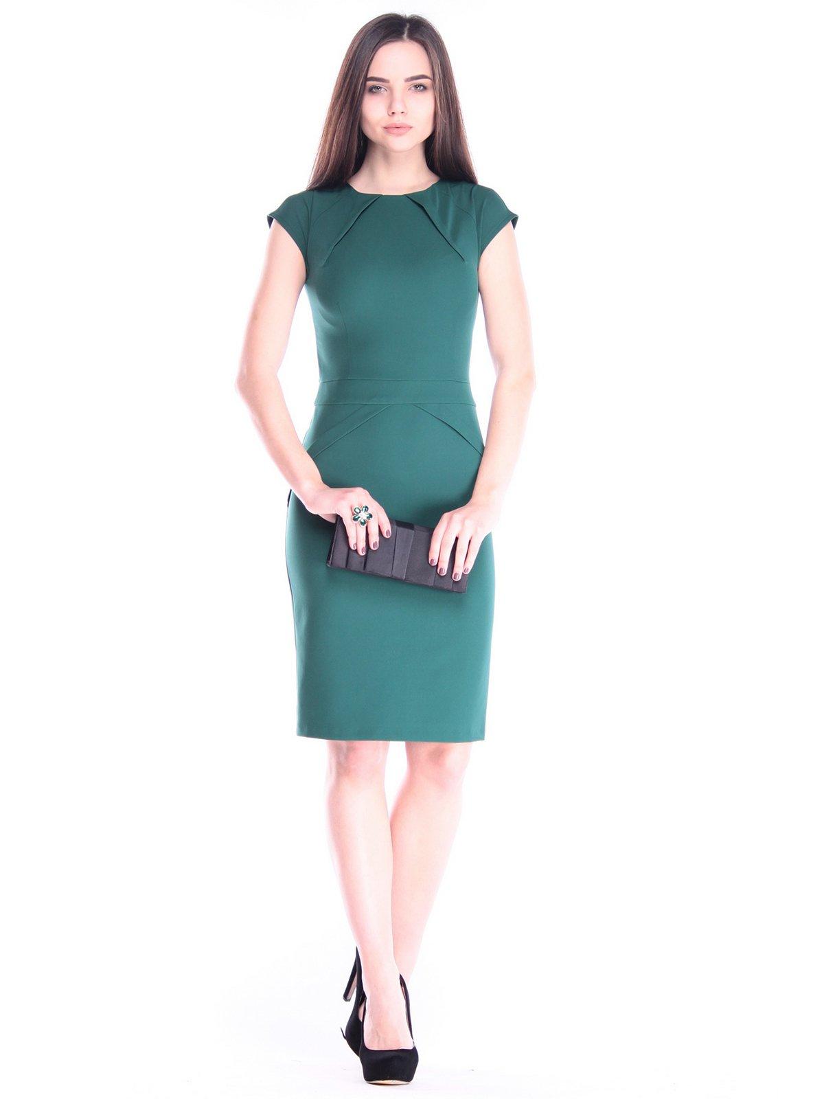 Сукня темно-смарагдова | 3091287