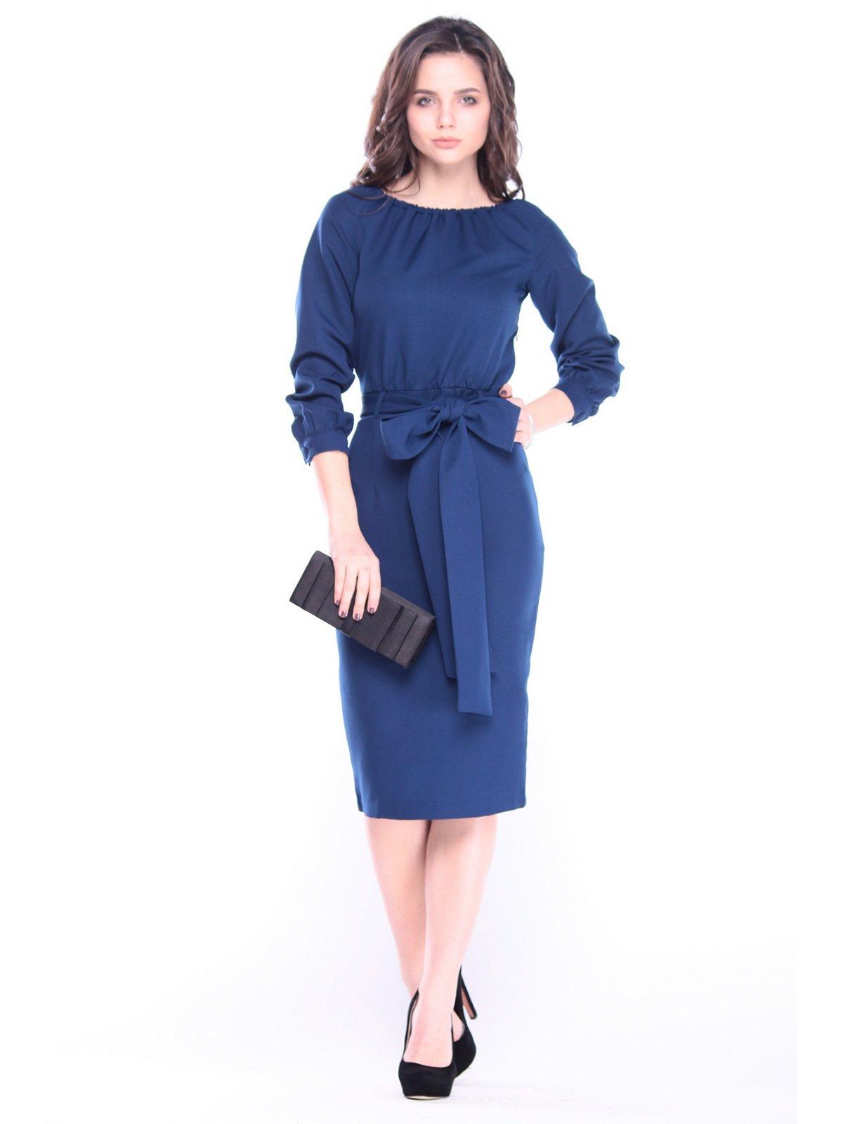 Сукня синя | 3106374
