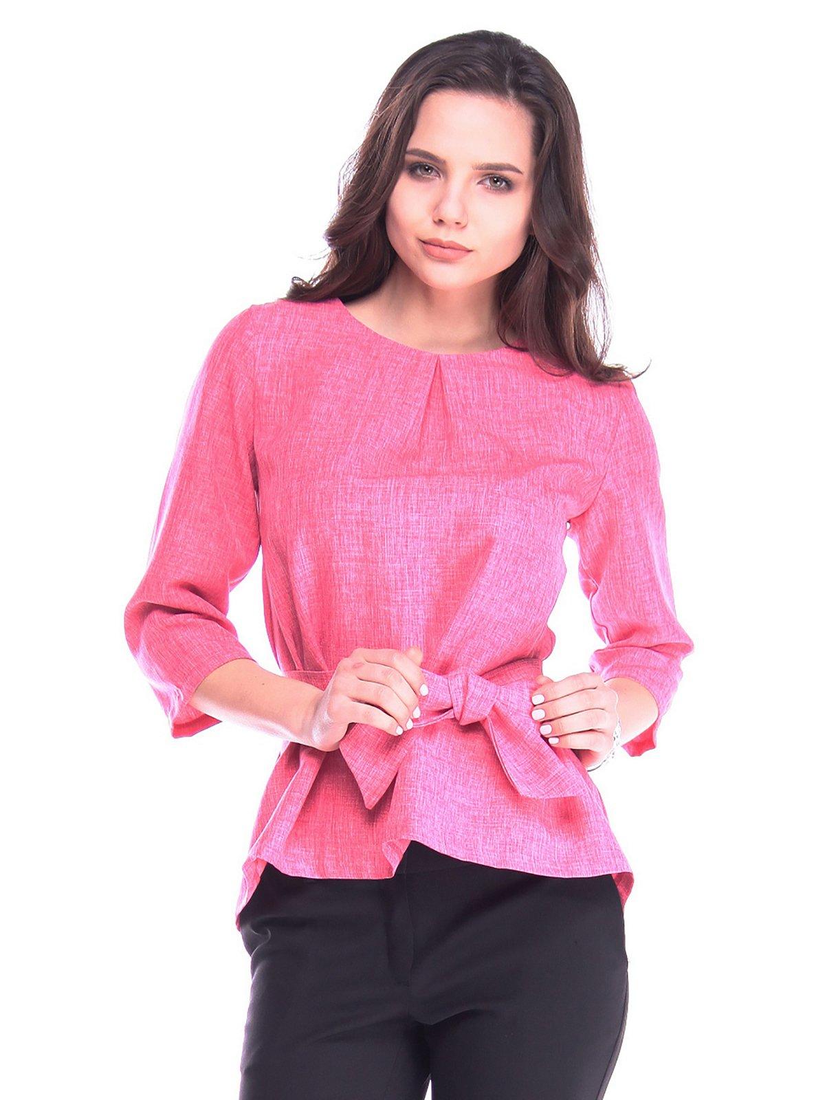 Блуза рожева | 3172722