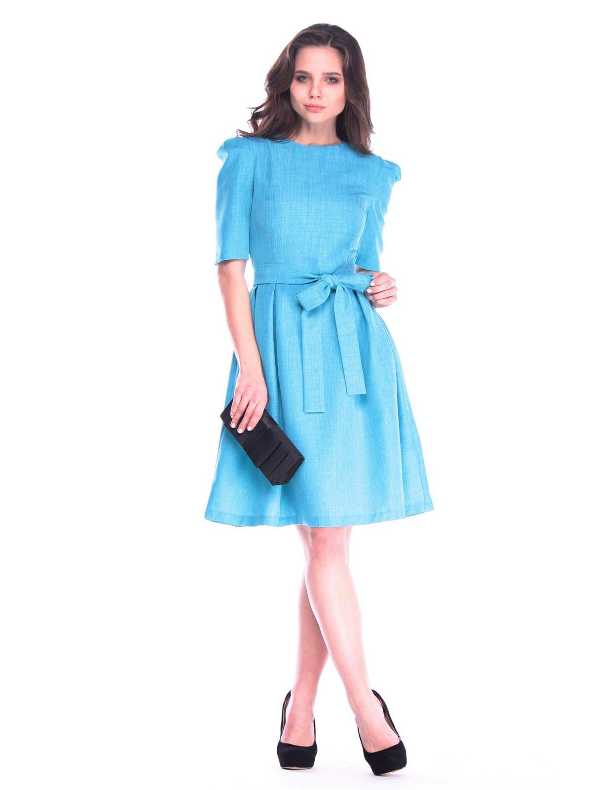 Платье ментоловое | 3172725