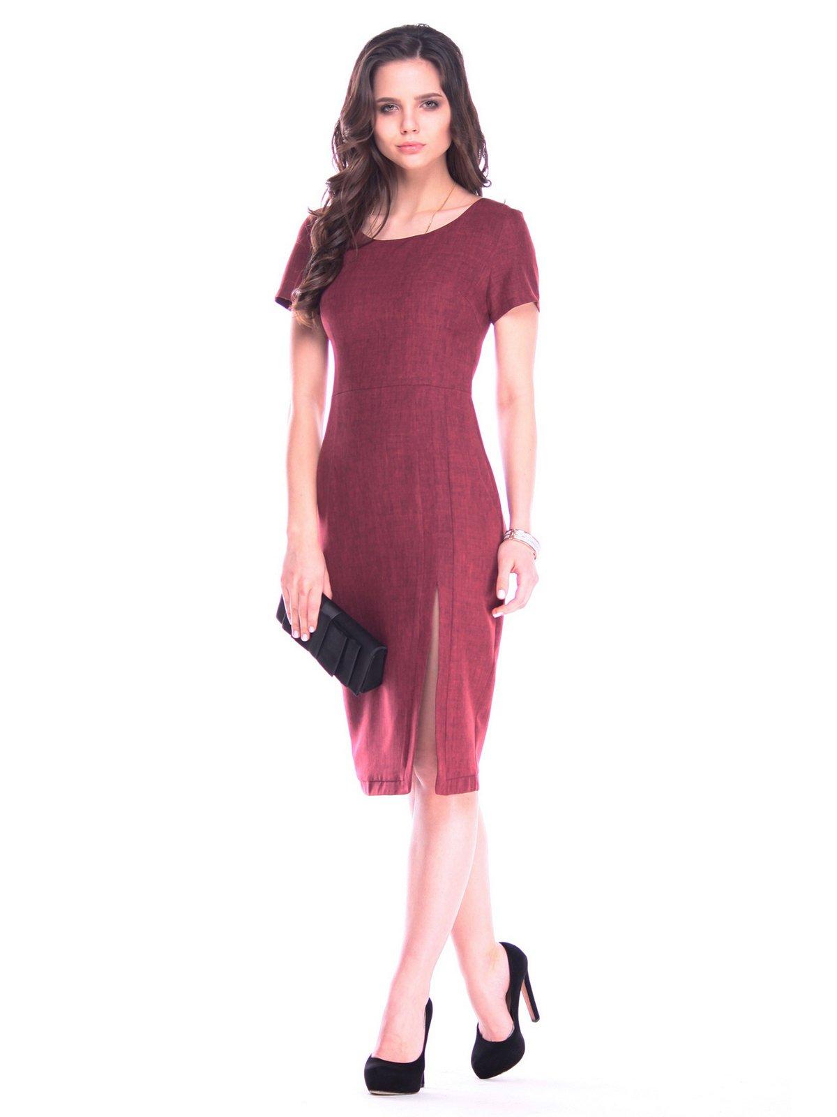 Платье светло-сливовое | 3172745