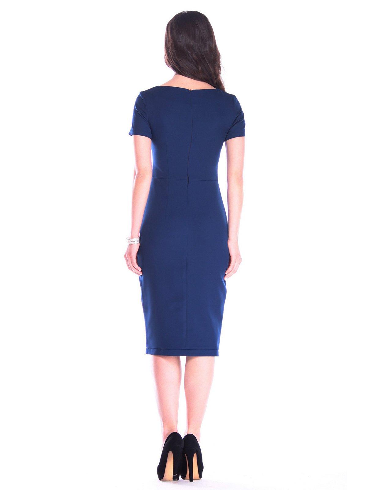 Платье синее   3172746