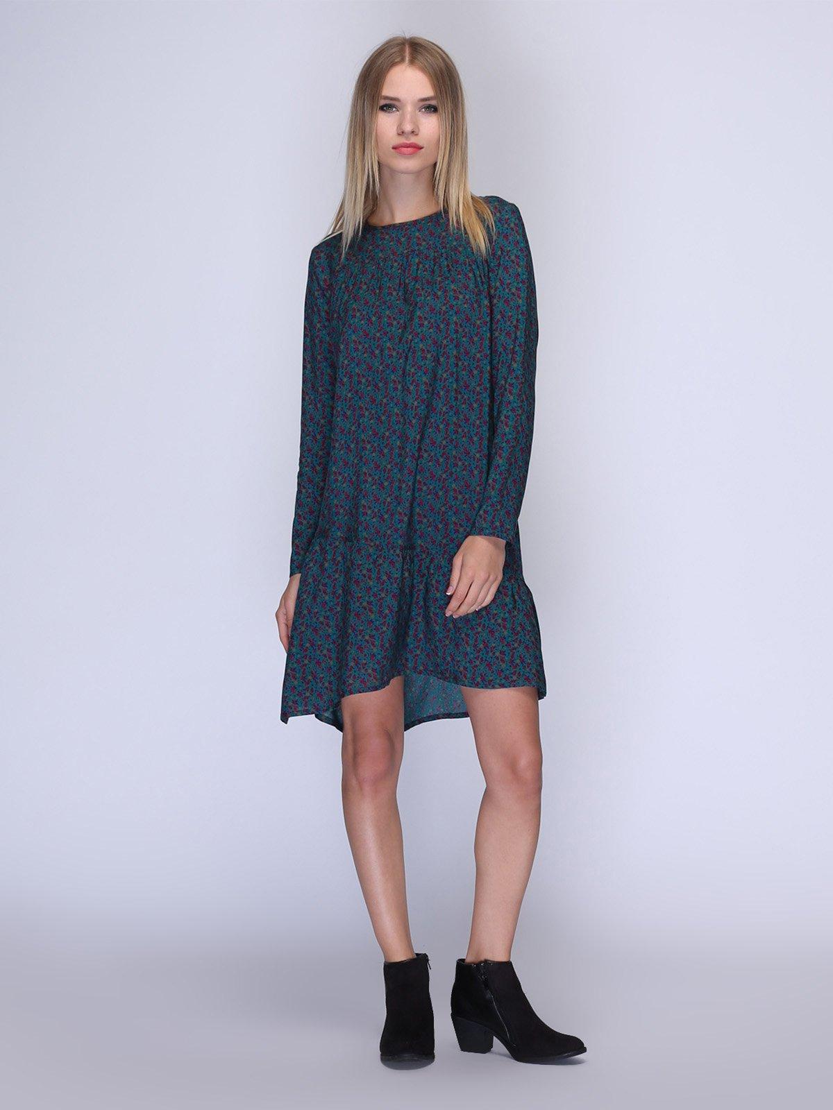 Платье зеленое | 3623860