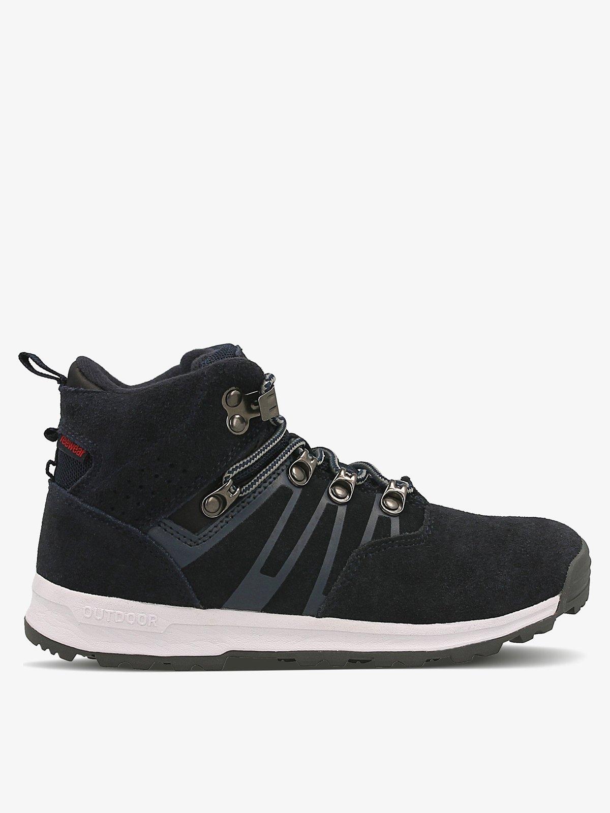 Ботинки темно-синие | 3627879