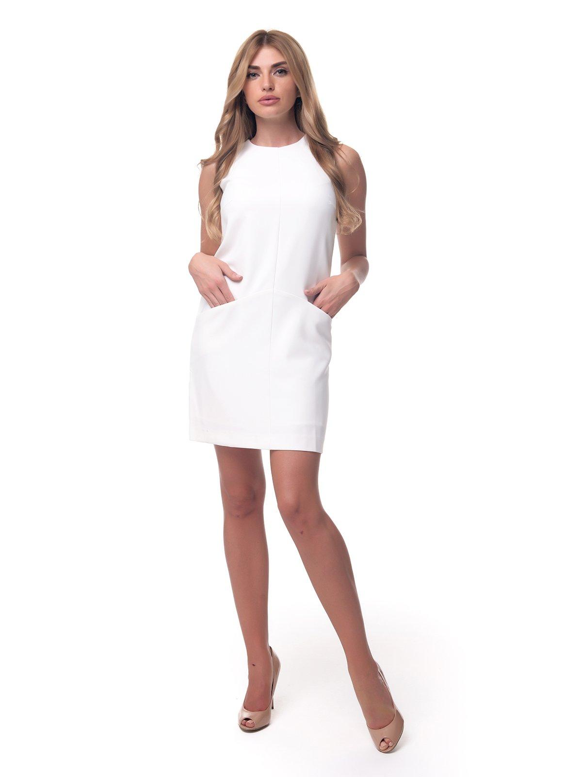Платье молочного цвета | 2957287